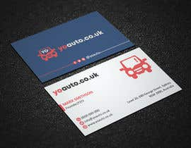 #537 for Business Card af Heartbd5