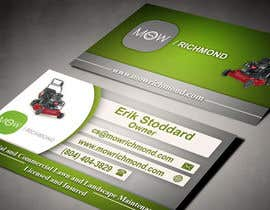 #8 cho Design some Business Cards for Lawn Care Business bởi AlexTV
