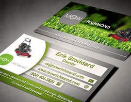 #9 cho Design some Business Cards for Lawn Care Business bởi AlexTV