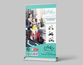 #54 для vertical banner for scooter от apnchem