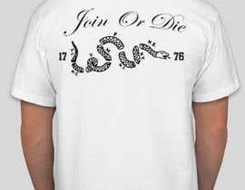 #13 для Design several t-shirts for a patriotic t-shirt company от KaimShaw