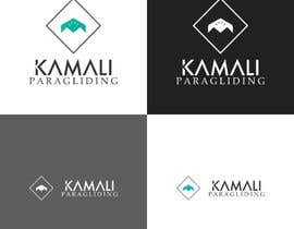 """#152 for Make a Logo for a Paraglidingcompany (School, Tandem, Traveling) NAMES: """"Kamali Paragliding"""" by charisagse"""