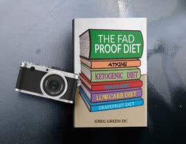 #60 for The Fad Proof Diet Book Covers by saikatmian