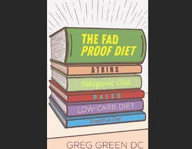 #44 for The Fad Proof Diet Book Covers by anat21om