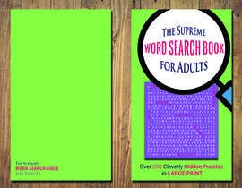 #43 for Supreme Word Search Book Cover by nazrananahrin