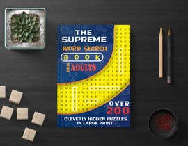 #66 cho Supreme Word Search Book Cover bởi shensh