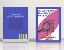 #16 for Supreme Word Search Book Cover by Marufahmed83