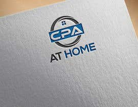 #1385 for CPA At Home Logo by moonstrar59