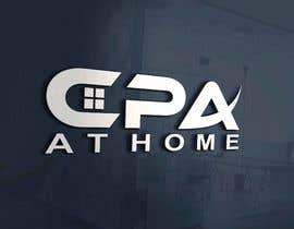 #1384 for CPA At Home Logo by yippan