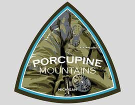 #8 for Design a Patch for the Porcupine Mountains / Lake in the Clouds by newlancer71