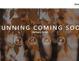 #25 untuk Coming Soon page oleh FreelancerRiaz74