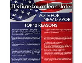 #16 for Top 10 Reasons for a new Mayor ad by irfananis07