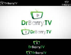nº 12 pour Logo Design for DrBarry.TV par logoustaad
