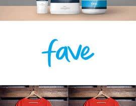 """Nro 464 kilpailuun Design a 4 Letter Logo + Social Media Icons for """"FAVE"""" käyttäjältä visvajitsinh"""