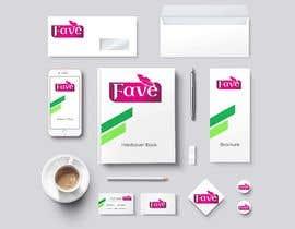 """Nro 453 kilpailuun Design a 4 Letter Logo + Social Media Icons for """"FAVE"""" käyttäjältä habiburhr7778"""