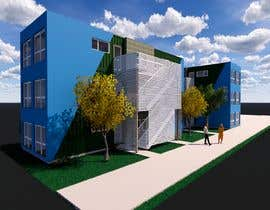 nº 4 pour Shipping Container Building Renderings par bilro