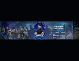#33 for YOUTUBE GAMING CHANNEL ART by mdfarhatbd