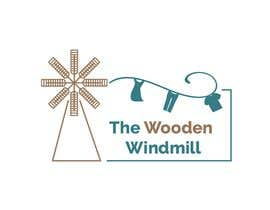 #7 for Wooden WIndmill Logo Design by staroshin
