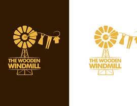 #80 for Wooden WIndmill Logo Design by ashfaqulhuda
