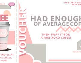 #4 for FREE COFFEE VOUCHER DESIGN by ciscaillement