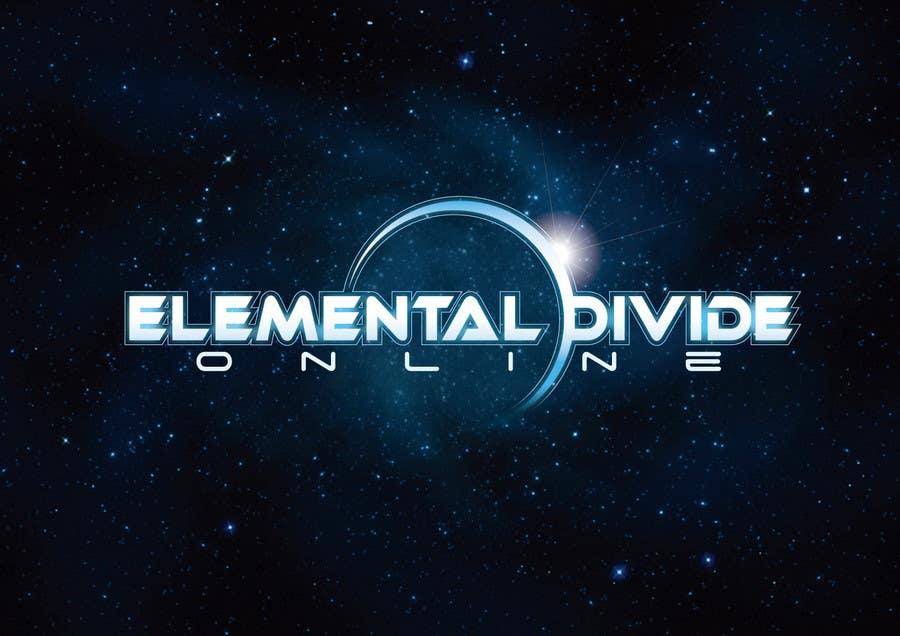 Kilpailutyö #405 kilpailussa Logo Design for exciting sci-fi based PC game.