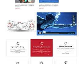 #9 for Build me a one page website by saidesigner87