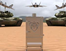 #10 for make the machines look 3D and suitable for ARMY by kgmukono