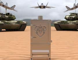 Nro 10 kilpailuun make the machines look 3D and suitable for ARMY käyttäjältä kgmukono