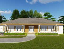 #20 untuk House Front Design - Farmstyle oleh asherentrealgo