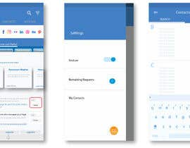 #6 for A design for app UI and corporate identity af MeganPartlo