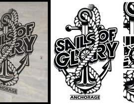 #16 za Sails of Glory Anchorage logo od crayonscrayola