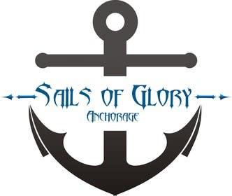 #17 para Sails of Glory Anchorage logo de alivadesigns
