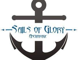 #17 pёr Sails of Glory Anchorage logo nga alivadesigns