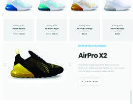 #20 for Build me a shoes e-commerce website af htmldevelope786