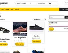 #28 for Build me a shoes e-commerce website af Agithal