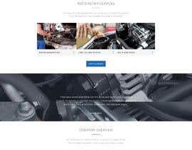 #8 for website for automotive repair shop by monir034