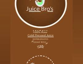 #33 для Design 2 labels for a juice glass bottle от RehmanDurrani76