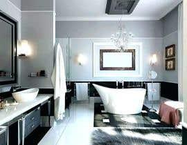 Nro 24 kilpailuun Bathroom wall mosaic design käyttäjältä murtaza0384