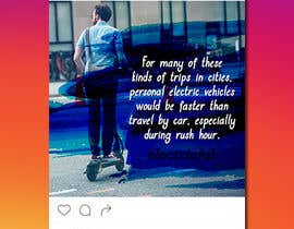 Nro 44 kilpailuun I Need Two Instagram Post Template Designs käyttäjältä ShediCatagasan