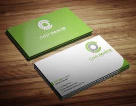 #188 for Business Card Design af mdrony33325
