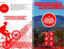 """#14 for Design a Brochure for """"Challenge the Mountain"""" by adelaidejesus"""