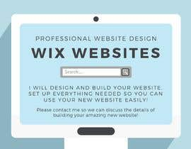 #8 for Build a website with WIX by DesignerZ506