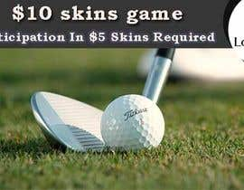 Nro 14 kilpailuun Promo graphic (golf) käyttäjältä Ruhulafnan