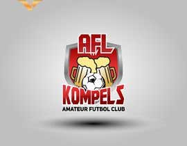nº 32 pour Create a logo for a football club par rifh76