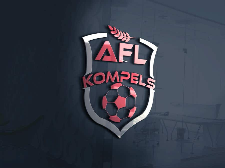Entry #7 by gsamsuns045 for Create a logo for a football