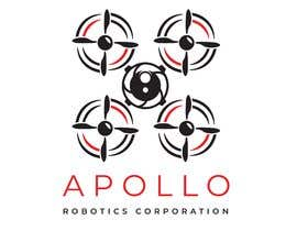 #378 cho New Logo for Apollo Robotics bởi ydianay