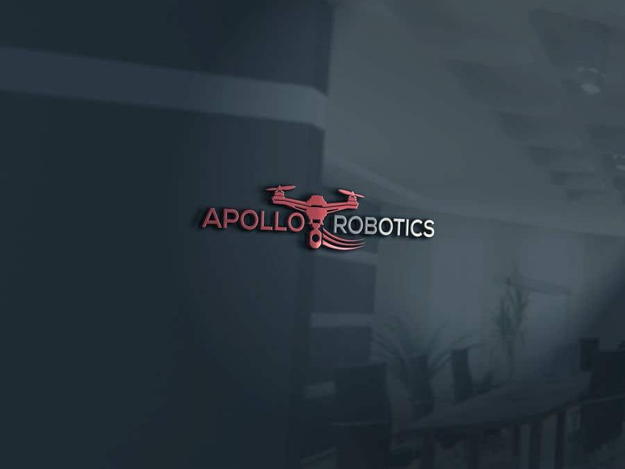 Penyertaan Peraduan #21 untuk New Logo for Apollo Robotics