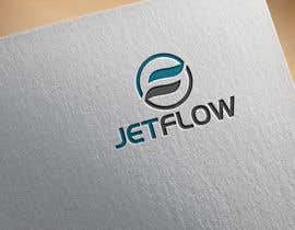 #254 untuk New and improved Jetflow logo and packaging oleh rahulsheikh