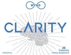 Nro 89 kilpailuun Label design for pharmaceutical bottle käyttäjältä carolinasimoes