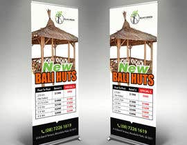 #14 for design a pull up banner by MDSUHAILK
